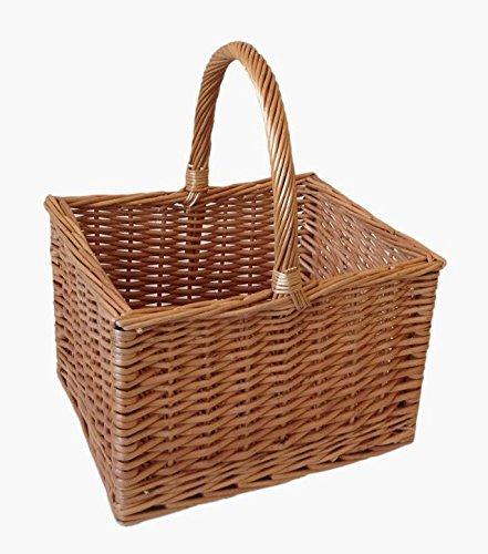 Shopping Basket Deluxe Butchers Basket