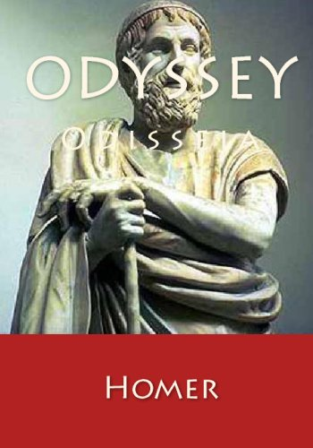 Read Online Odyssey: Odisseia (Greek Edition) pdf