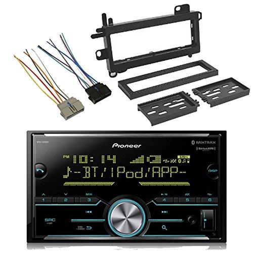 Pioneer MVH-S600BS 2-DIN Digital Media Bluetooth SiriusXM-Re