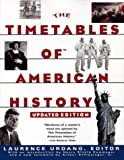 The Timetables of American History, Laurence Urdang, 068481420X