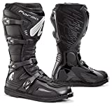FORMA Terrain EVO Off-Road MX Motorcycle Boots (White, Size 13 US/Size 47 Euro)