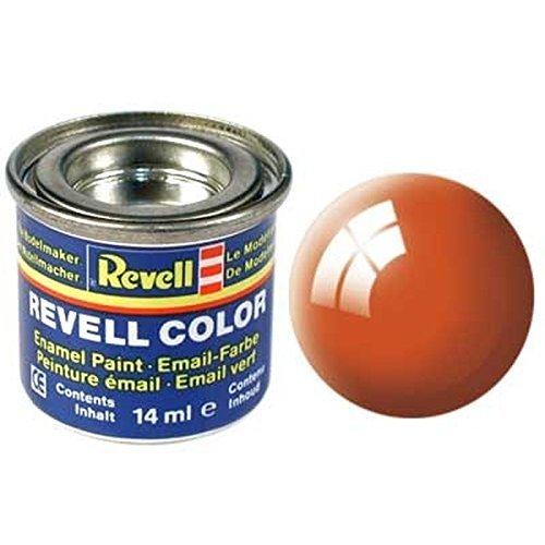 Revell Enamels 14ml 32130 Orange Gloss by REVELL ENAMELS
