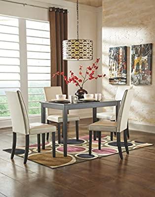 Ashley Furniture Signature Design - Kimonte Dining Room Table