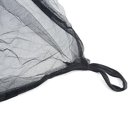 CAMPITO Malla Fina Buz/ón de mosquitera de Protecci/ón/-/Mosquitera en casa y de viaje
