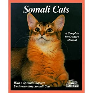 Somali Cats: Everything About Acquisition, Care, Nutrition, Behavior, Health Care, and Breeding (Complete Pet Owner's Manual) 20