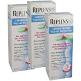 Replens Md Vaginal Moisturiser 6 Applicators - Pack of 3