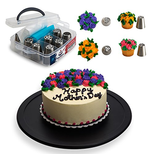 Cake Set 7 Piece - 7