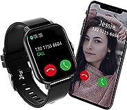 Relógio Smartwatch Inteligente XFTOPSE Y13 para Masculino e Feminino com Chamada Bluetooth, Monitor de Oxigêni