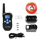 Dogwidgets-DW-17-Dog-Training-Collar-With-Remote-100-Levels-Of-Shock-Vibration-Warning-Sound-Beep-Rechargeable-330-Yards-Pet-Trainer