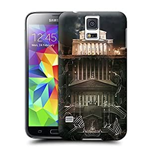 Unique Phone Case Famous buildings Schusev State Museum of Architecture-02 Hard Cover for samsung galaxy s5 cases-buythecase