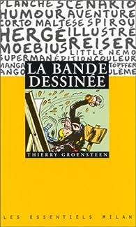 La bande dessinée par Thierry Groensteen