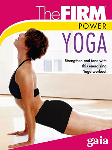 The FIRM Power Yoga by