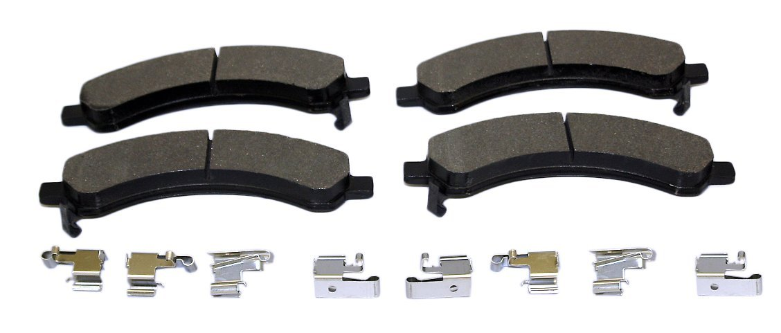Monroe DX989 Dynamic Premium Brake Pad Set
