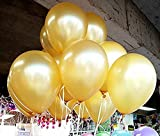 Cypre-100 Pack Gold Latex 12