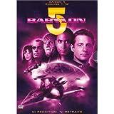 Babylon 5 - Saison 4, Partie 1 - Coffret 3 DVD