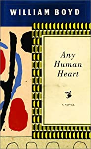 a literary analysis of human heart by william boyd Any human heart by william boyd hamish hamilton, 504 pp, £1799 as literary garnish to what's essentially just a thumping good read but that would be a little unfair to boyd - especially the reader may have guessed that he's becoming a bit of a lush then there are the celebrity.