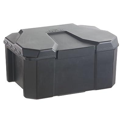 Heissner Z960-00 Garden Power Box - Black: Garden & Outdoor