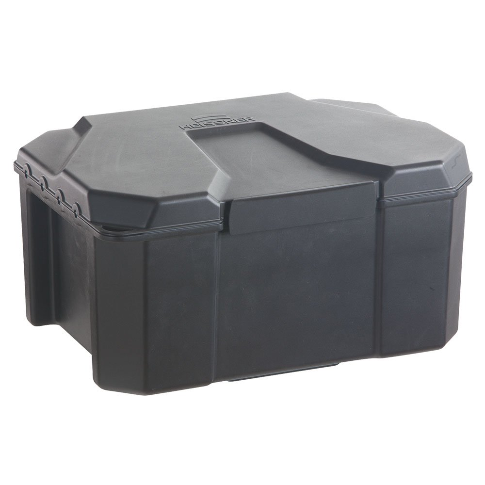 00/Strom-Box f/ür den Garten/ Heissner Z960 /Schwarz