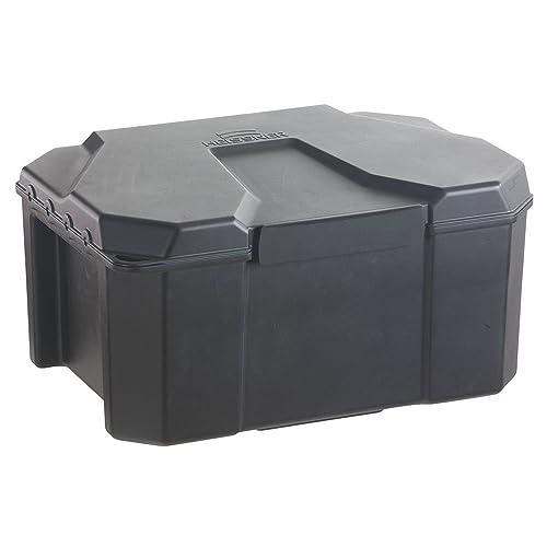 Heissner Z96000Strom-Box für den GartenSchwarz