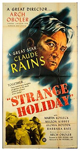 Strange Holiday 1945 Authentic 41