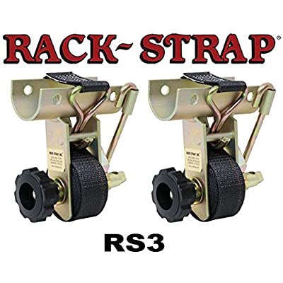 Rack Strap RS3, 2 Inch OD Round Pipe Steel Mounting Frame.: Securing Straps: Industrial & Scientific