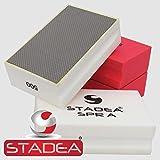 STADEA Diamond Hand Polishing Pad Electroplated Grit 500 for Granite Concrete Terazzo Polishing