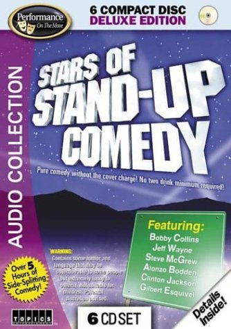 Download Stars of Stand-Up Comedy PDF