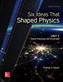 Six Ideas That Shaped Physics: Unit T - Some Processes are Irreversible by Thomas A Moore (2016-02-01)
