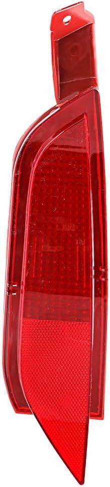 Nebelschlussleuchte Auto Heckstoßstange Links Nebelscheinwerfer Reflektor Rückfahrscheinwerfer Passend Für Mk7 08 16 Auto