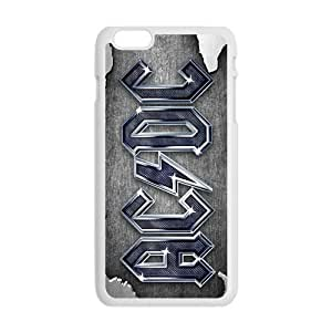 AC.DC.Black Ice Cell Phone Case for Iphone 6 Plus