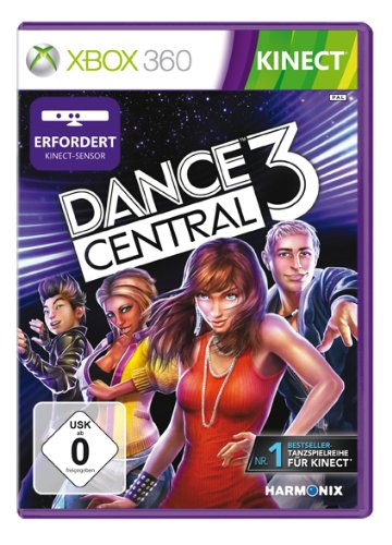 KINECT DANCE CENTRAL 3 (360 Kinect 3 Dance Xbox Central)