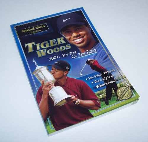 Read Online Tiger Woods- 2001:  The Year of the Tiger ebook