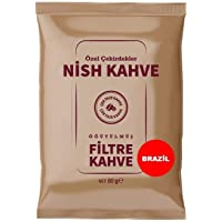 Nısh Filtre Kahve Nish Brazilya 80 gr