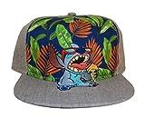 Disney Lilo And Stitch Tropical Stitch Baseball Cap Hat