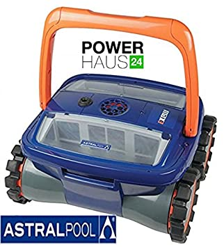 ... mundial de Pool limpiador Pool - Aspiradora Automática Pool Robot - Aspirador con Allrad de accionamiento para un Limpia Piscina: Amazon.es: Jardín