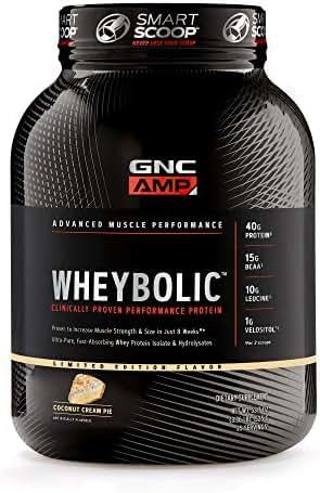 GNC Wheybolic