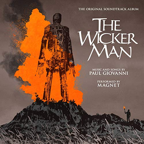 Wicker Man (Original Soundtrack) (Music Wicker Man Film)