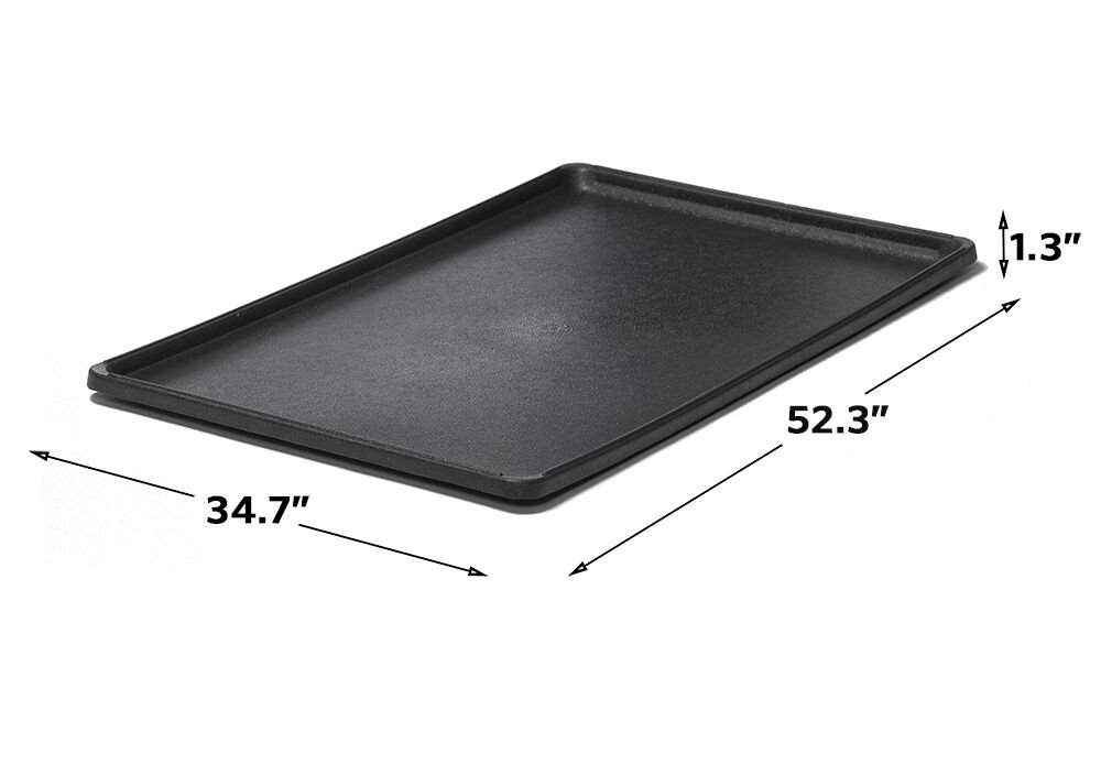 Replacement Pan for 54'' Long Midwest Dog Crate (SL54DD) by MidWest Homes for Pets (Image #3)