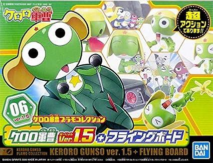 Amazon.com: Keroro Gunso PlaMo Collection Keroro Gunso Ver ...