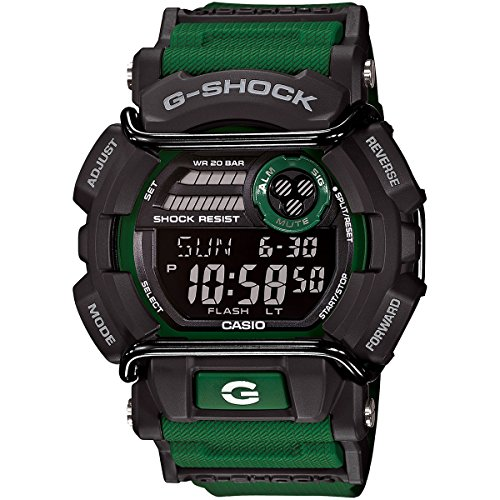 Casio G Shock Standard Digital GD 400 3CR
