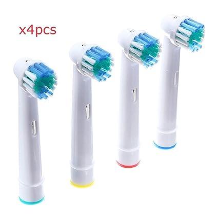 Lovinn EB17-44 - Cabezales de repuesto para cepillo de dientes Oral B de 360