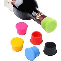Tapones de corcho para botellas de vino | Amazon.es