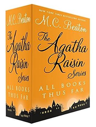 book cover of The Agatha Raisin Series: All Books Thus Far