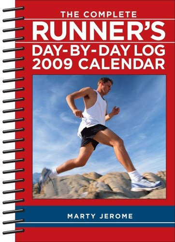 2009 Desk Calendar (The Complete Runner's Day-By-Day Log: 2009 Calendar)