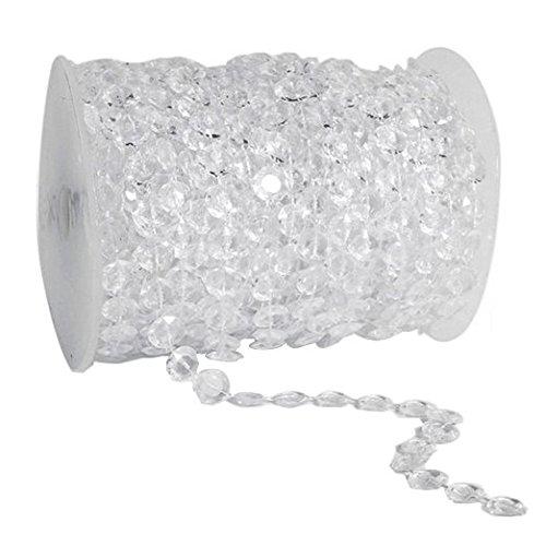 crystal garland roll - 6