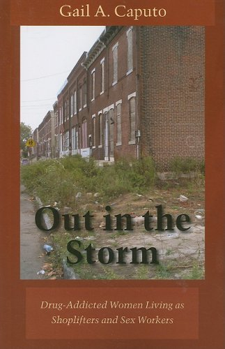 Out in the Storm: Drug-Addicted Women Living as Shoplifters and Sex Workers (Northeastern Series on Gender, Crime, and L