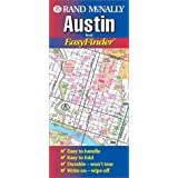 Streetwise austin map laminated city center street map of austin rand mcnally austin texas easyfinder laminated map sciox Gallery
