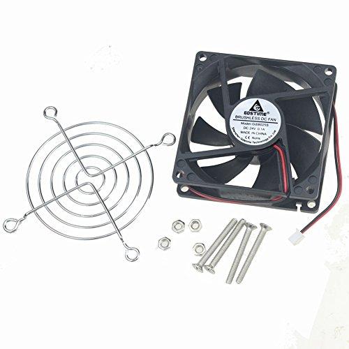 24 volt dc cooling fan - 1
