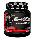 Betancourt Nutrition B-Nox Pre Workout Drink Mix, Grape, 35 servings, 22.3 oz