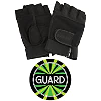 Ever-DRI Color Guard Gloves and Guard Decal Bundle (tan or Black)